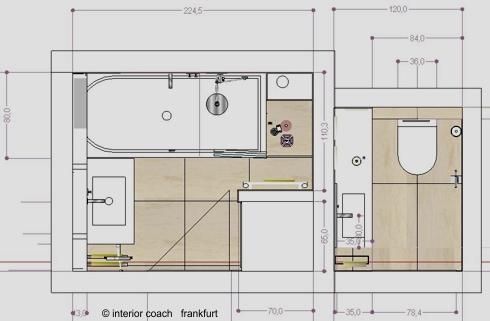 gro er umbau f r kleine b der interior coach. Black Bedroom Furniture Sets. Home Design Ideas