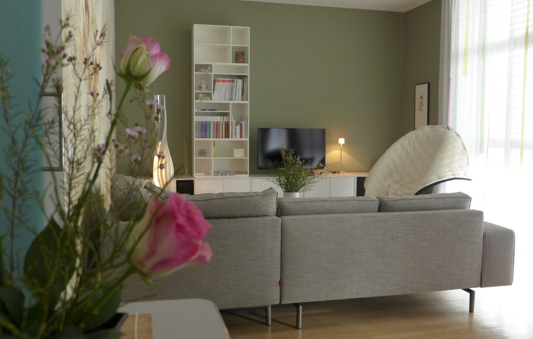Interior Coach - interior design in Frankfurt - living room